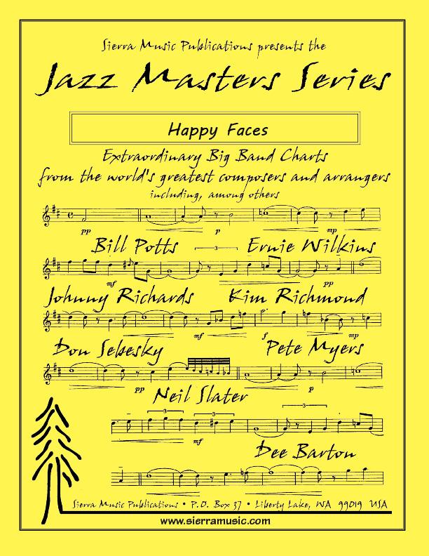 Quincy Jones Big Band Arrangements