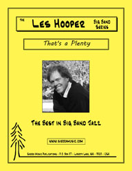 That's a Plenty - arr. Les Hooper
