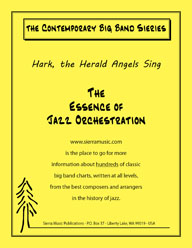 Hark, the Herald Angels Sing - arr. Rich DeRosa