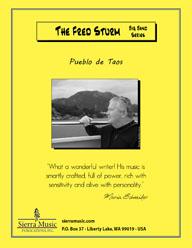 Pueblo de Taos - arr. Fred Sturm
