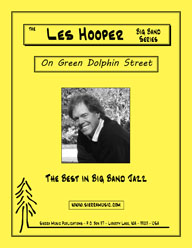 On Green Dolphin Street - arr. Les Hooper