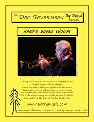 Hamp's Boogie Woogie - arr. John Bambridge