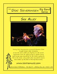 Sax Alley - John Bambridge