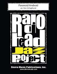 Paranoid Android - Radiohead / arr. Ken Schaphorst