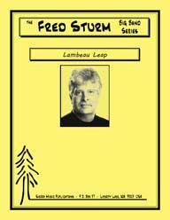 Lambeau Leap - Fred Sturm