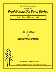 It's Just You and Me - Fred Stride