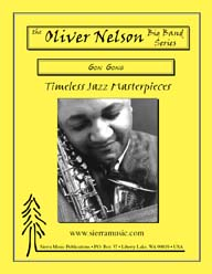 Gon Gong - arr. Oliver Nelson