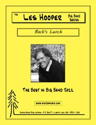 Bach's Lunch - Les Hooper