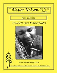 Heidi (Edited) - Oliver Nelson / edited by Curnow