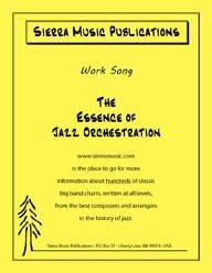 Work Song - arr. Geoff Keezer