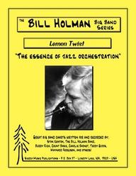 Lemon Twist - arr. Bill Holman