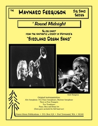 Round Midnight - arr. Slide Hampton