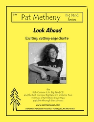 Look Ahead - Pat Metheny/arr. Curnow