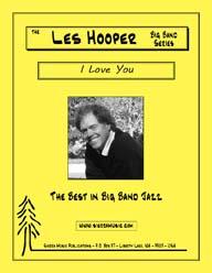 I Love You - arr. Les Hooper