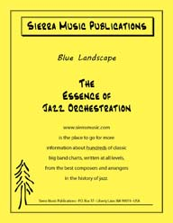 Blue Landscape - Geoff Keezer