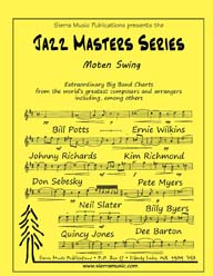 Moten Swing - arr. Ernie Wilkins