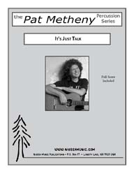 It's Just Talk - Metheny / arr. Houghton & Warrington