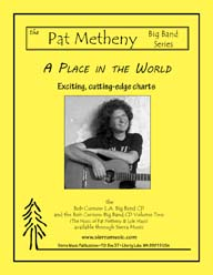 Place in the World, A - Metheny & Mays / arr. Curnow