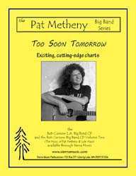 Too Soon Tomorrow - Pat Metheny / arr. Curnow