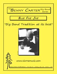 Blue Five Jive - Benny Carter