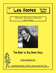 Shortest Dissonance Between Two Points,The-Les Hooper