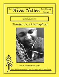 Greensleeves - arr. Oliver Nelson