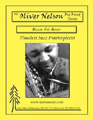 Ballad for Benny - Oliver Nelson