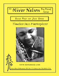 Sound Piece for Jazz Orchestra - Oliver Nelson