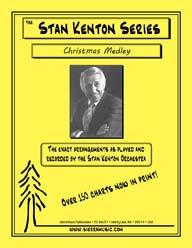 Christmas Medley - arr. Stan Kenton