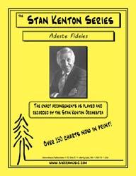 Adeste Fideles - arr. Stan Kenton