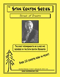 Street of Dreams - arr. Stan Kenton
