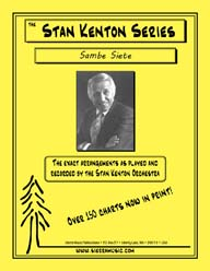 Samba Siete - Hank Levy