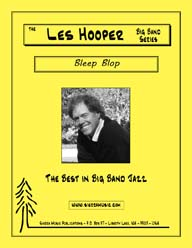 Bleep Blop - Les Hooper