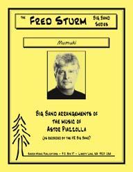 Mumuki - Piazzolla / arr. Fred Sturm