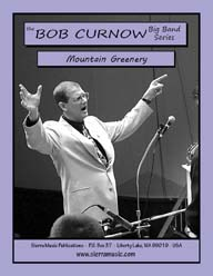 Mountain Greenery - arr. Bob Curnow