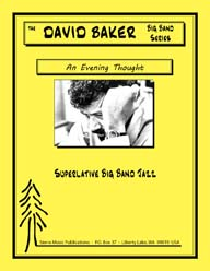 Evening Thought, An - David Baker