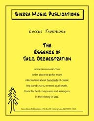 Lassus Trombone - arr. Mike Suter