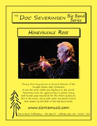 Honeysuckle Rose - arr. Bill Holman